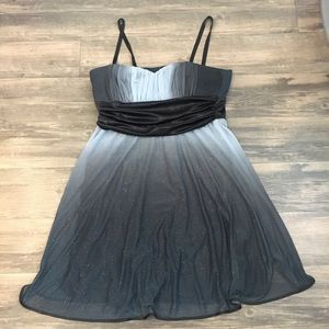 R & M Richards Spaghetti Strap Dress